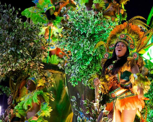 Rosenmontag-Special mit Arny: Carnaval do Brasil